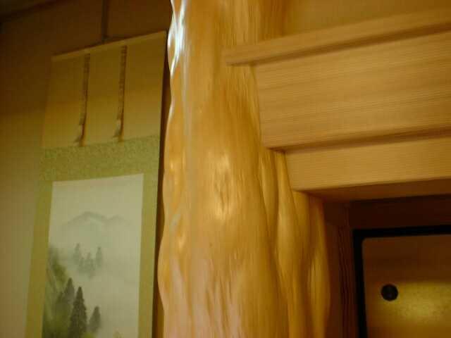 床の間(とこのま)床柱種類と納まり作り方