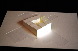 Penrose Stairs By Origamic Architecture