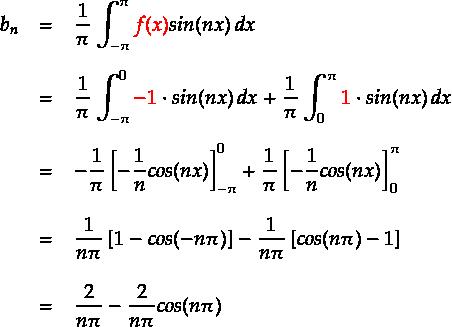 例題 展開 フーリエ 級数