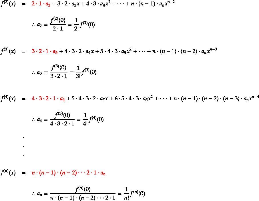 多項式関数