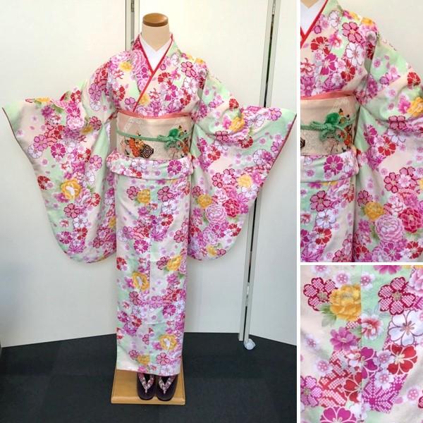 散策プラン 二尺袖レンタル No.100-125sansaku