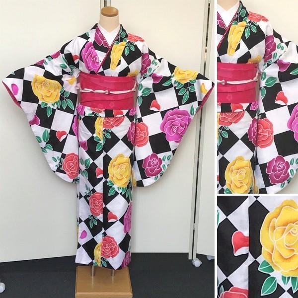 散策プラン 二尺袖レンタル 100-146sansaku