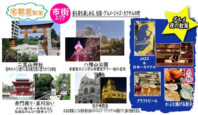 観光スポット|栃木・宇都宮・日光・大谷・足利